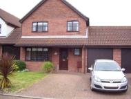semi detached house in Shireway Close...