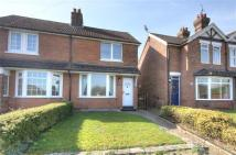 London Road semi detached property to rent