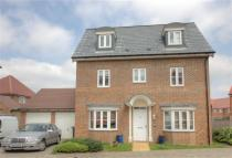 4 bedroom Detached house to rent in Hazen Road, Kings Hill...