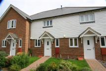Terraced property to rent in Francis Lane, Kings Hill