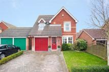 3 bed Detached property in Lapins Lane, Kings Hill...