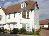 4 bedroom End of Terrace house in Dawn Lane, Kings Hill...