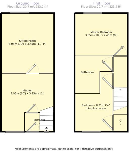 Floorplan 42a Sandli