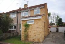4 bedroom semi detached house in Lucas Avenue, Chelmsford...