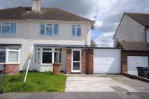 3 bedroom semi detached house to rent in Clyde Crescent...