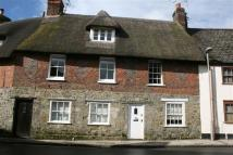 Terraced house in Shaftesbury
