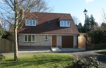 3 bedroom Detached house in Manor Road, Mere