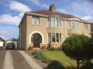 3 bed semi detached home in Morecambe Road, Morecambe