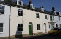 4 bed Town House for sale in Long Street, Sherborne...
