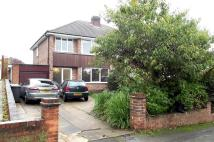 Lodge Road semi detached house for sale