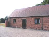 2 bedroom Cottage to rent in The Stables Annexe...