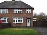 3 bed semi detached property in Greenhills Road...