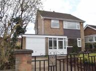 Detached house in Philip Avenue, Nuthall...