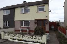 semi detached home for sale in Shawk Crescent,  Thursby
