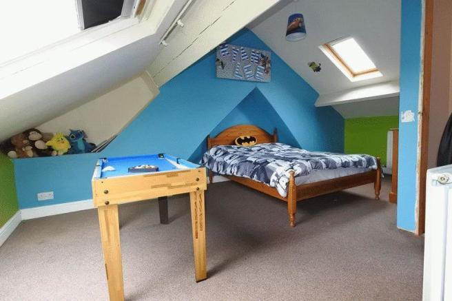 Loft Room/Bedr...
