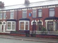Terraced property in Stockport Road...