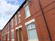 Terraced house in Claremont Road, Rusholme...