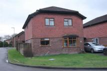 Detached property for sale in Yateley