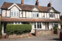 Terraced property in Aldershot