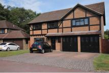 5 bed Detached property in Farnborough