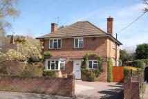 3 bed Detached property in Farnborough