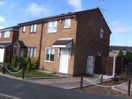 2 bedroom semi detached property in Cozens Close, BEDWORTH...