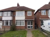 3 bed semi detached property in Heathcote Road, Whitnash
