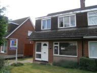 3 bed semi detached house in Ullswater Avenue...