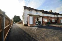 semi detached house to rent in Alexander Road...