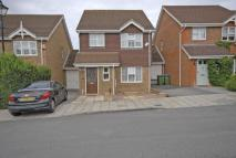 3 bedroom home in Crosier Close...