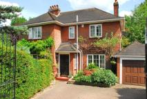 Detached home for sale in Beaconsfield Road...