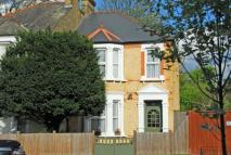 semi detached home for sale in Manor Lane, Lee, London...