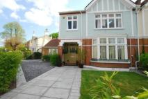 semi detached property for sale in Westcombe Park Road...