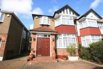 3 bed semi detached property in Gloucester Gardens...