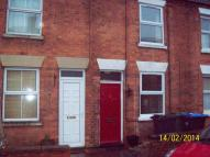 Terraced property in Highfield Street...