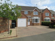 4 bed Detached house in Douglas Bader Drive...