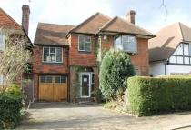 4 bedroom Detached house for sale in Sudbury Hill Close...