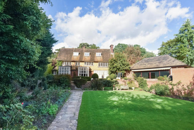 7 Bedroom Detached House For Sale In The Orchard Sudbury Hill Harrow On The Hill Ha1 Ha1