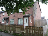 Terraced house in Francis Walk,  Thornaby...