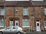 Terraced home in Mowbray Road, Norton...