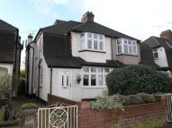 4 bed semi detached house in Park Avenue, Whitton...