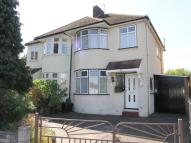 Harvey Road semi detached house for sale