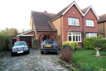3 bed semi detached house in Ashford Road, Laleham...