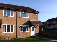 semi detached property to rent in Whitley Close, Yate...