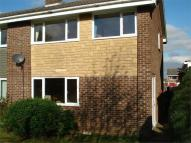 3 bedroom semi detached property in Merlin Way...
