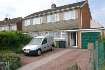 3 bedroom semi detached house in Woodend Road...