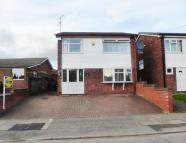 Detached home in Rupert Road, Radford...