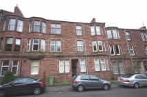 Flat to rent in Dumbarton Road, Bowling