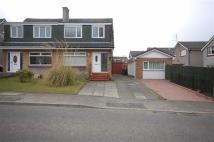 semi detached house in Craigielea Road...