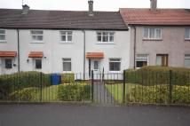 3 bed Terraced house in Auchnacraig Road, Faifley